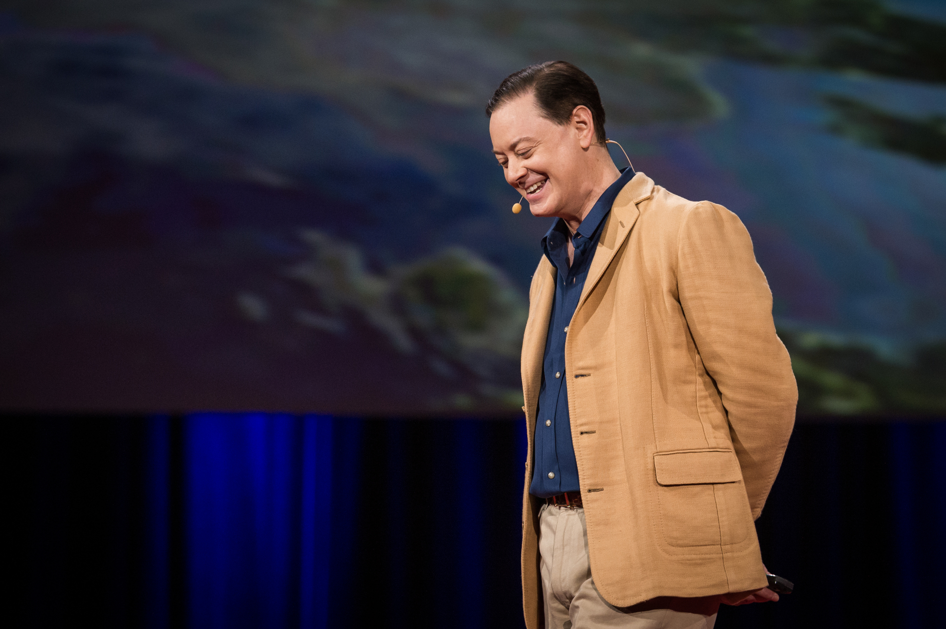 Andrew Solomon. Photo: James Duncan Davidson