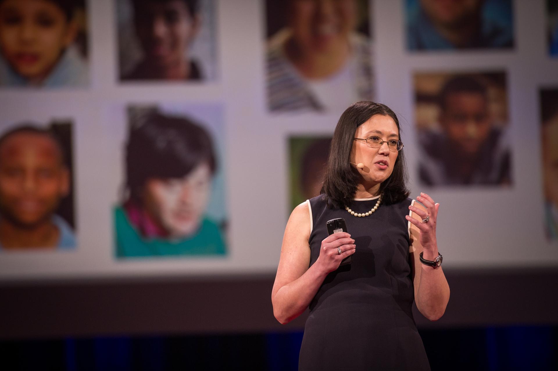 Wendy Chung. Photo: James Duncan Davidson