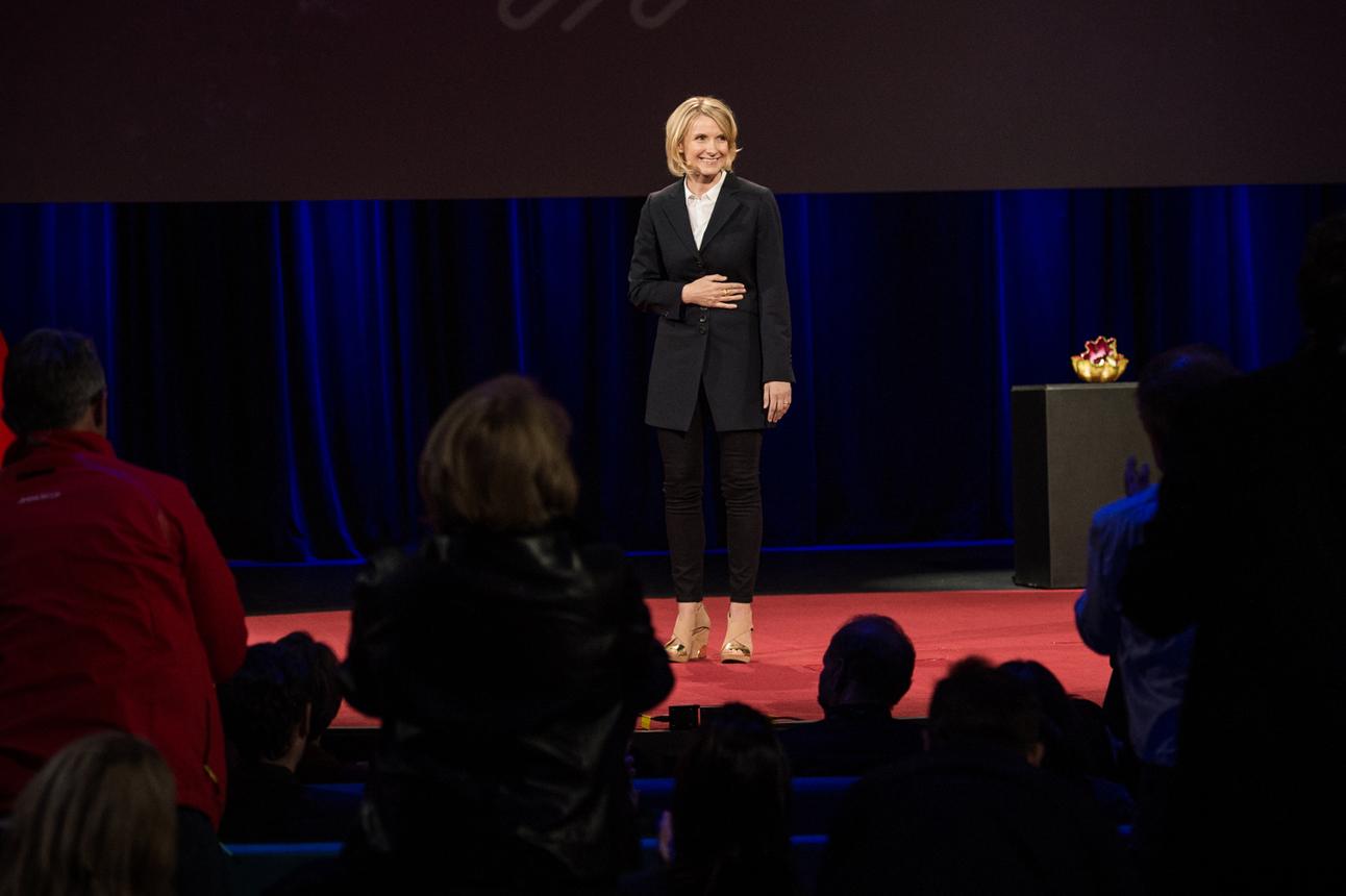 Elizabeth Gilbert. Photo: James Duncan Davidson