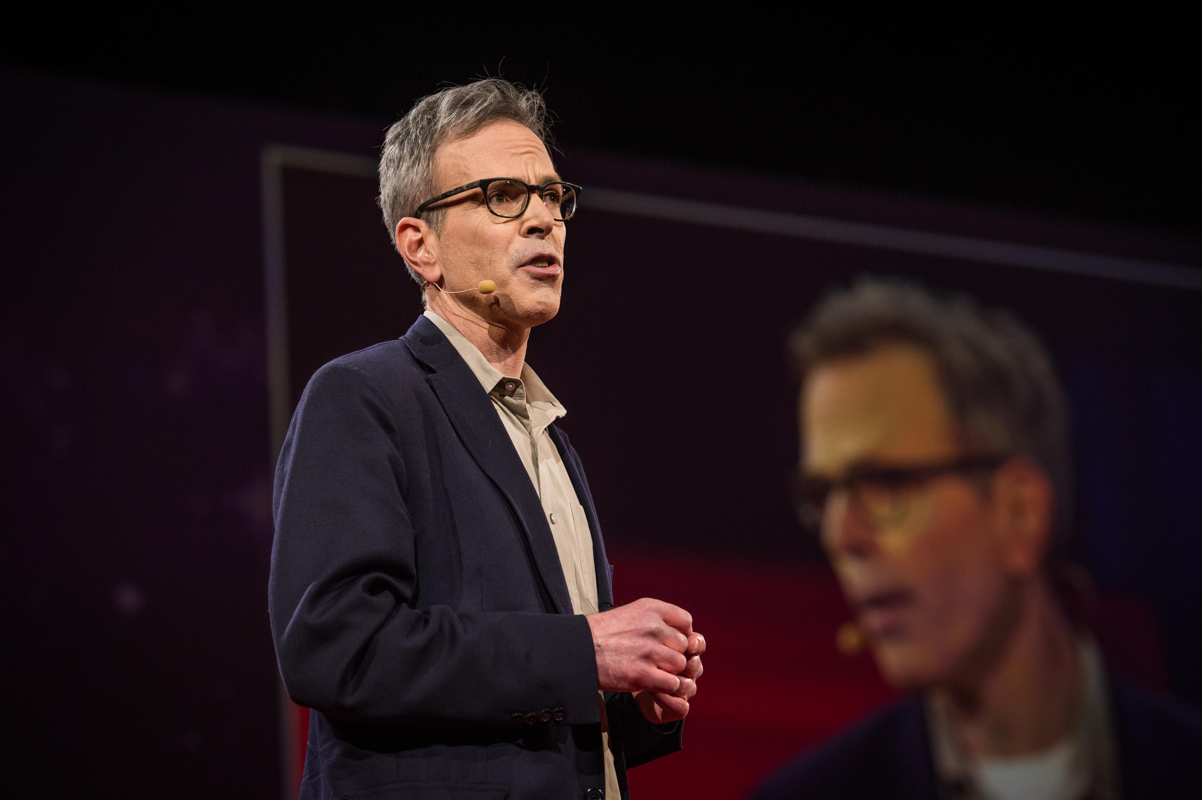 Jim Holt. Photo: James Duncan Davidson