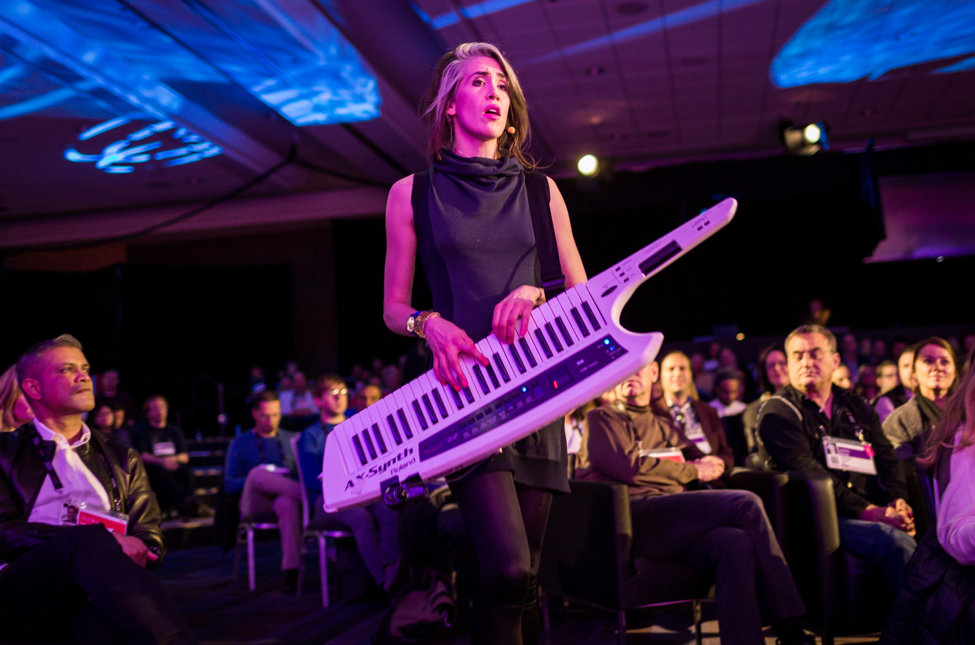 Imogen Heap. Photo: Ryan Lash