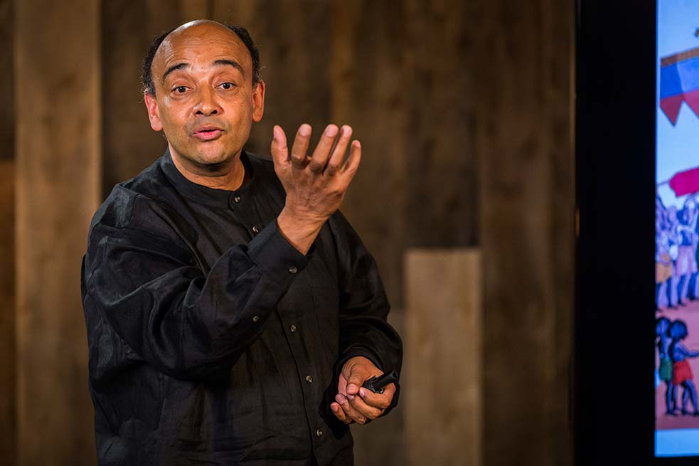 """Anthony Appiah on why there is no """"thing"""" called religion. Photo: Ryan Lash"""