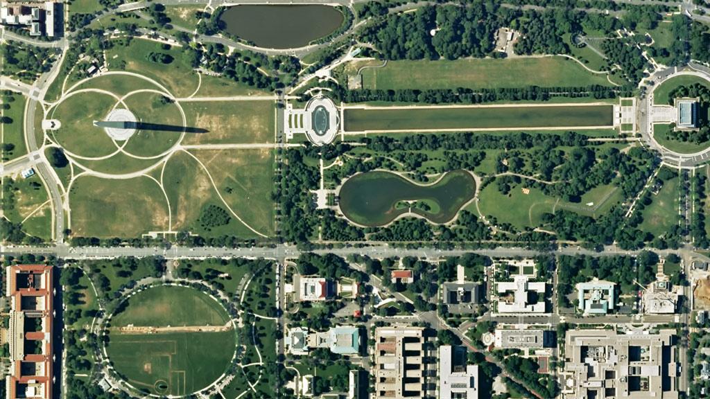 One of the many satellite images taken by Skybox. Photo: Courtesy of Dan Berkenstock