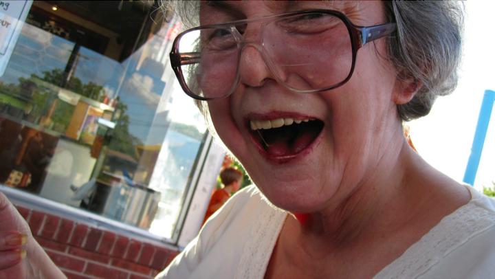 Erine Gray's mom.