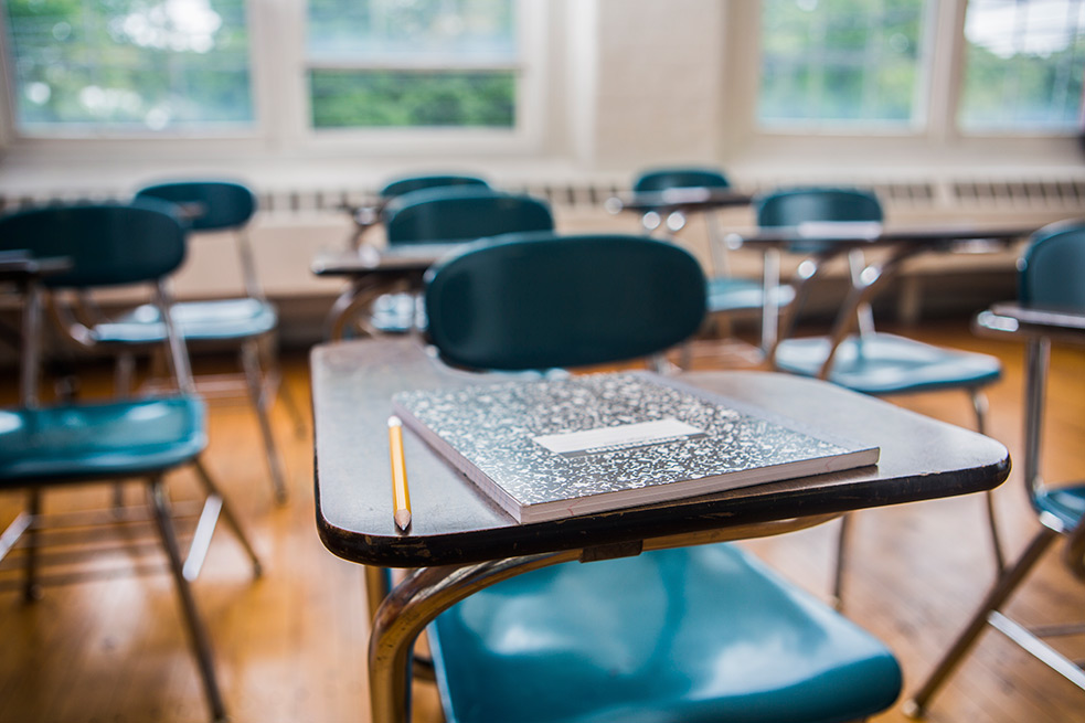 What happens when a teacher mixes Madame Bovary and a TED Talk? Good things, actually. Photo: iStockphoto