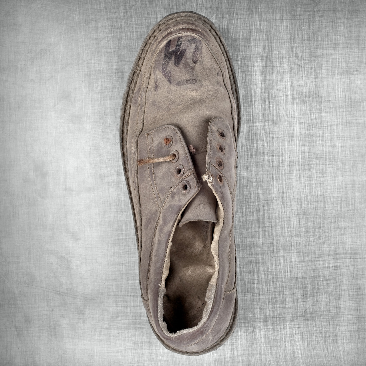 Shoe, from Quest for Identity. Photo: Ziyah Gafić