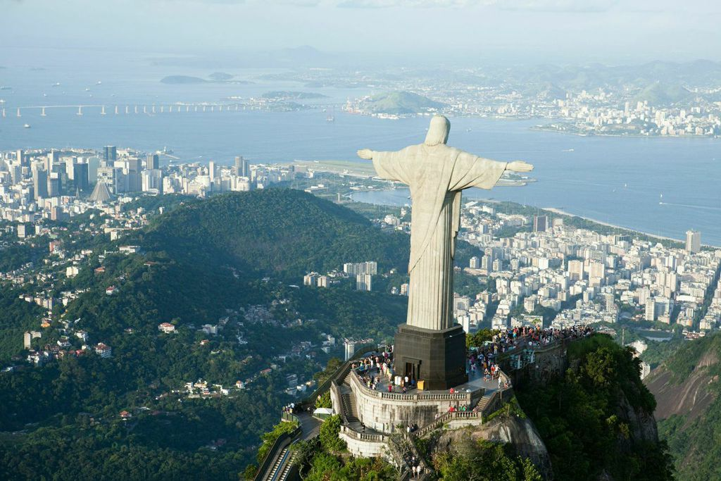 Another view of Rio. Photo: Thinkstock
