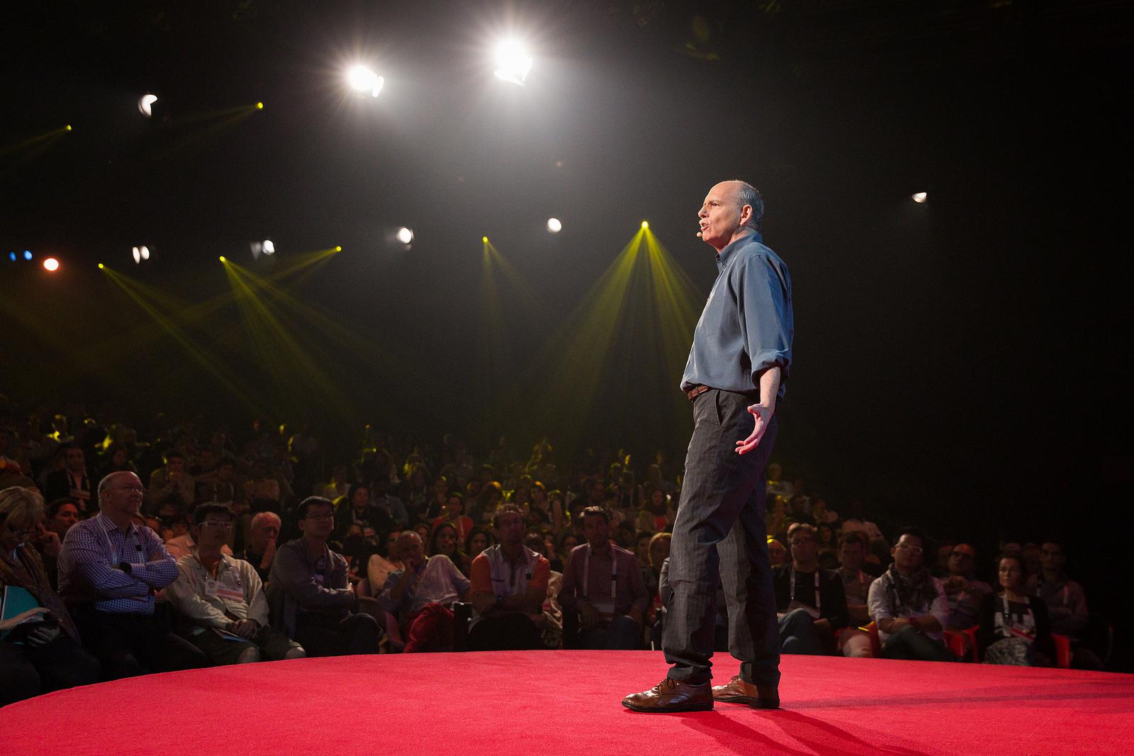 Ethan Nadelelmann speaks at TEDGlobal 2014. Photo: James Duncan Davidson/TED