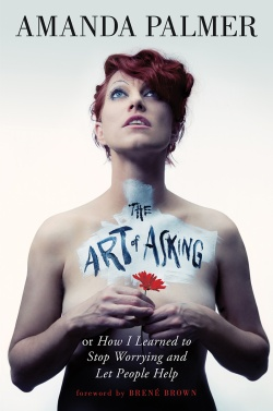 Art of Asking book cover