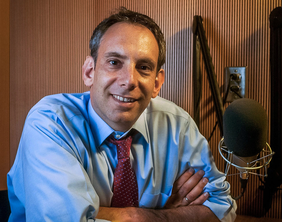 Dave Isay of StoryCorps is the winner of the 2015 TED Prize. On March 17, he'll reveal his wish. Photo: StoryCorps