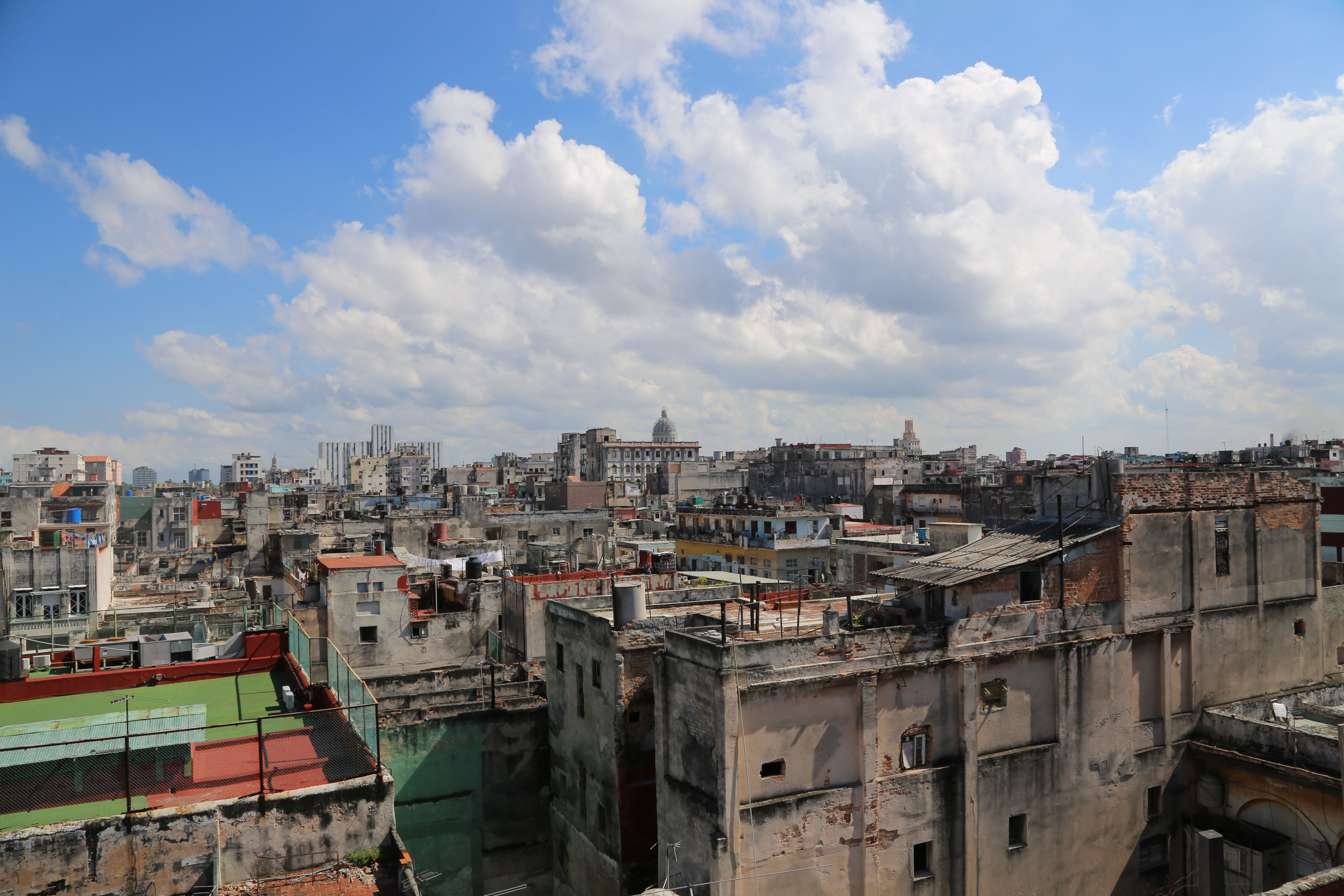 A rooftop view of Habana, Cuba, which just welcomed its first TEDx event. Photo: Courtesy of Andres Levin