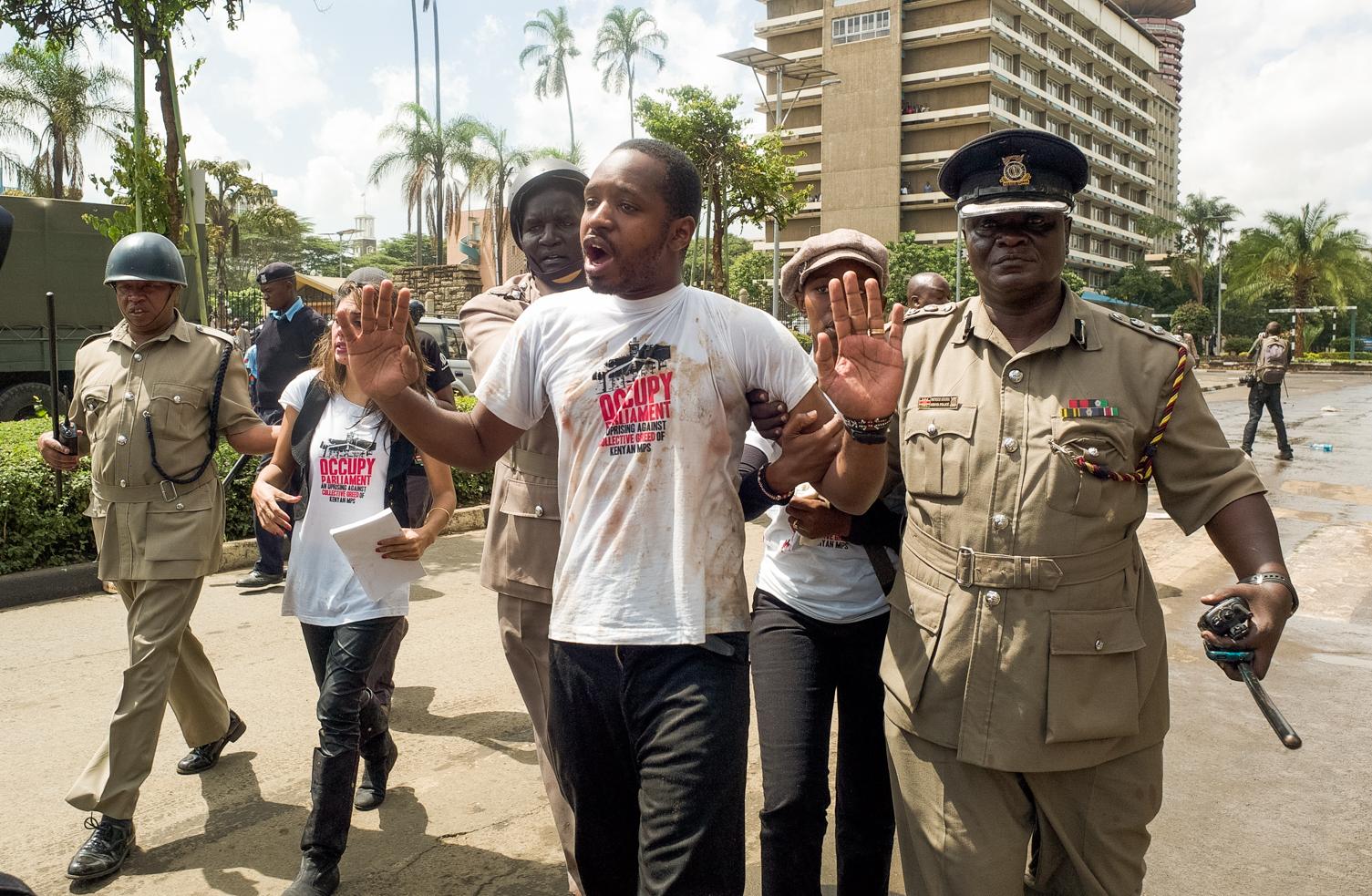 Boniface Mwangi Kenya 3