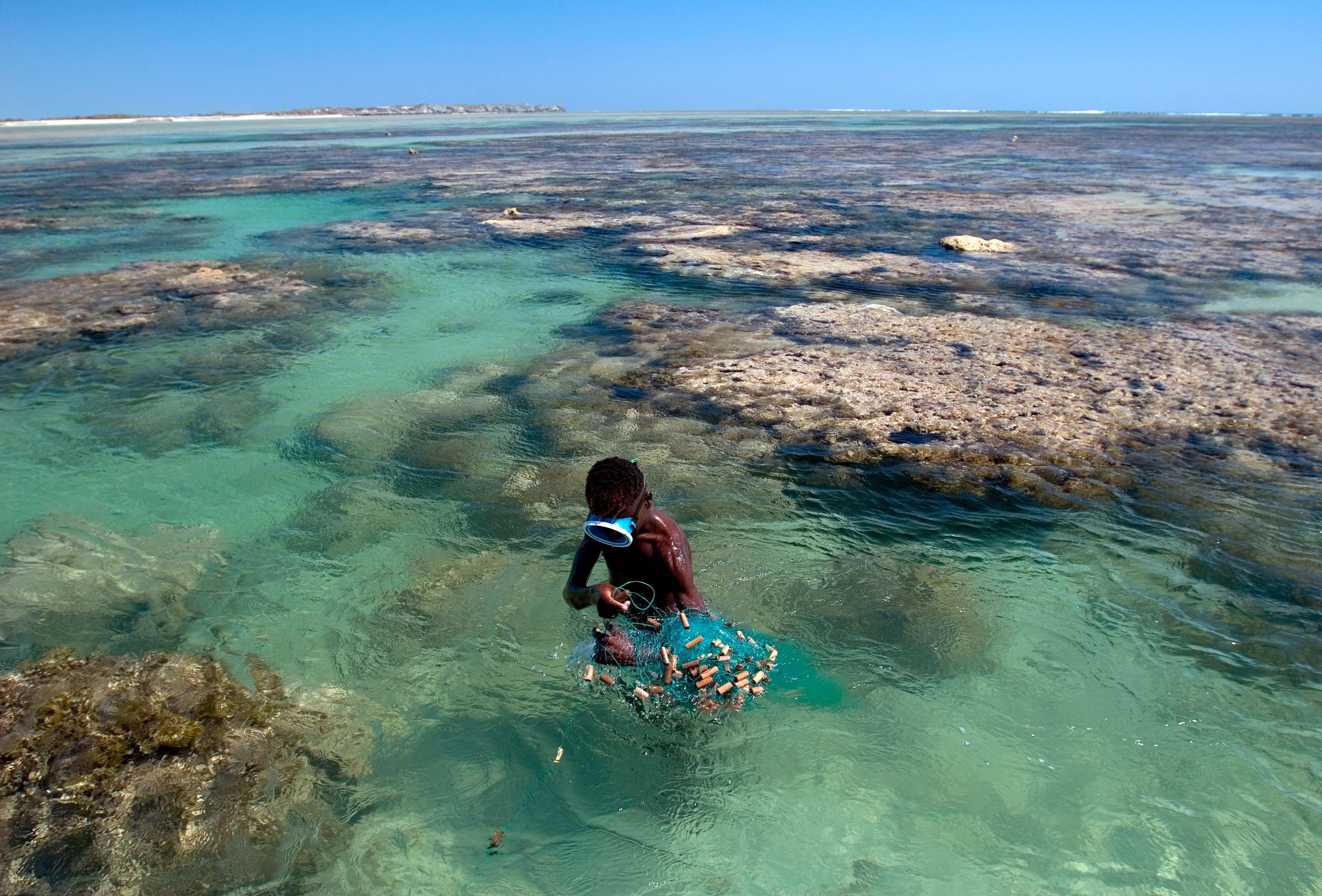 For Madagascar's semi-nomadic Vezo communities, fishing is more than a job. On the island's Mozambique Channel coast, fishing is the basis of Vezo cultural identity. Photo: Garth Cripps