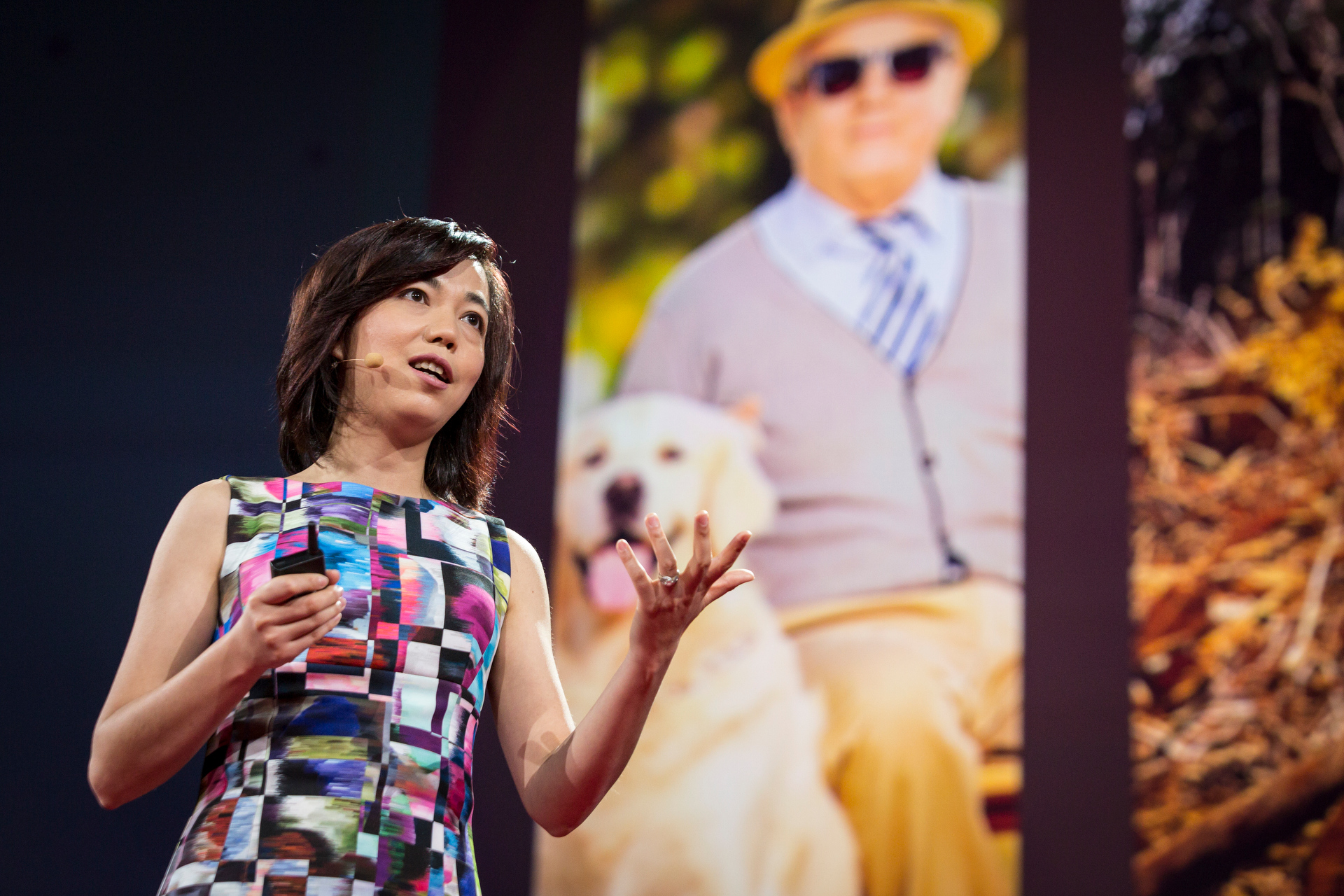 Fei-Fei Li talks about the quest to teach computers to understand what they see. Read why it's so hard. Photo: Bret Hartman/TED