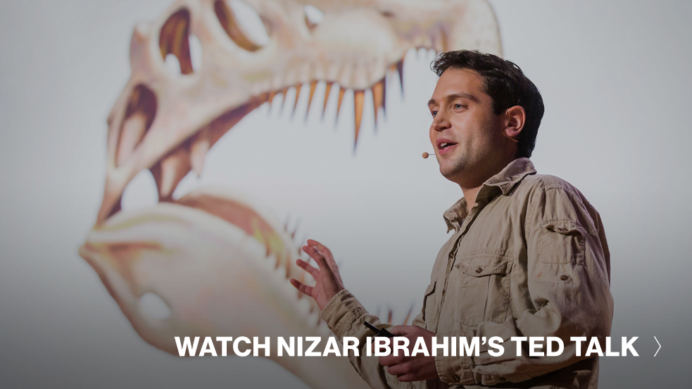 Nizar-Ibrahim's-TED-Talk