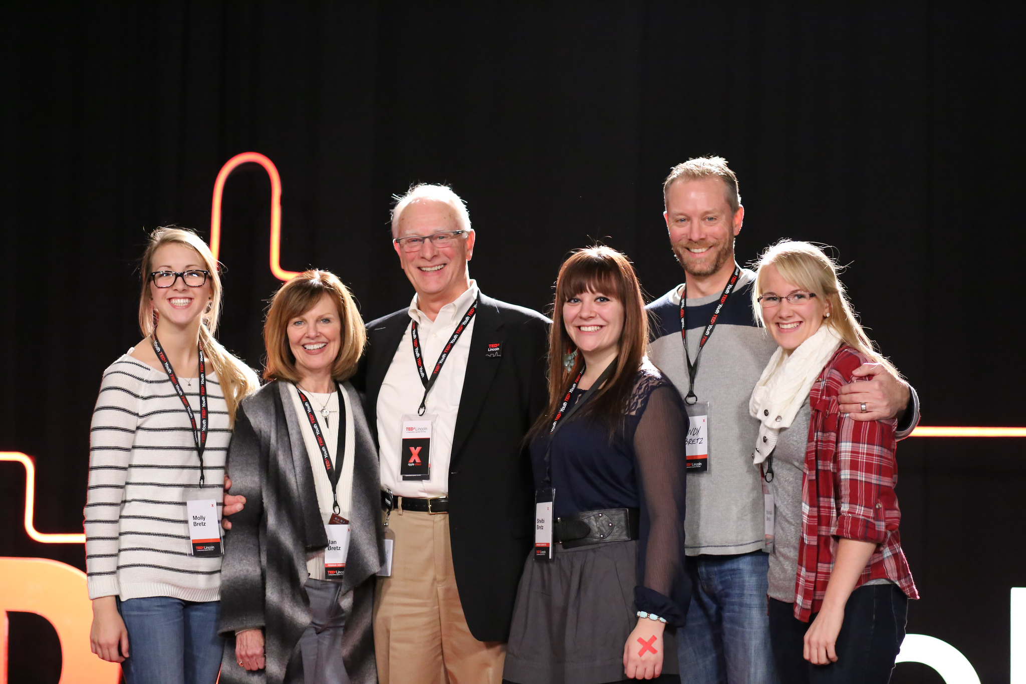 Randy Bretz, 70, didn't want to golf or fish in his retirement. Instead, he organizes TEDxLincoln in Nebraska. Photo: Courtesy of TEDxLincoln