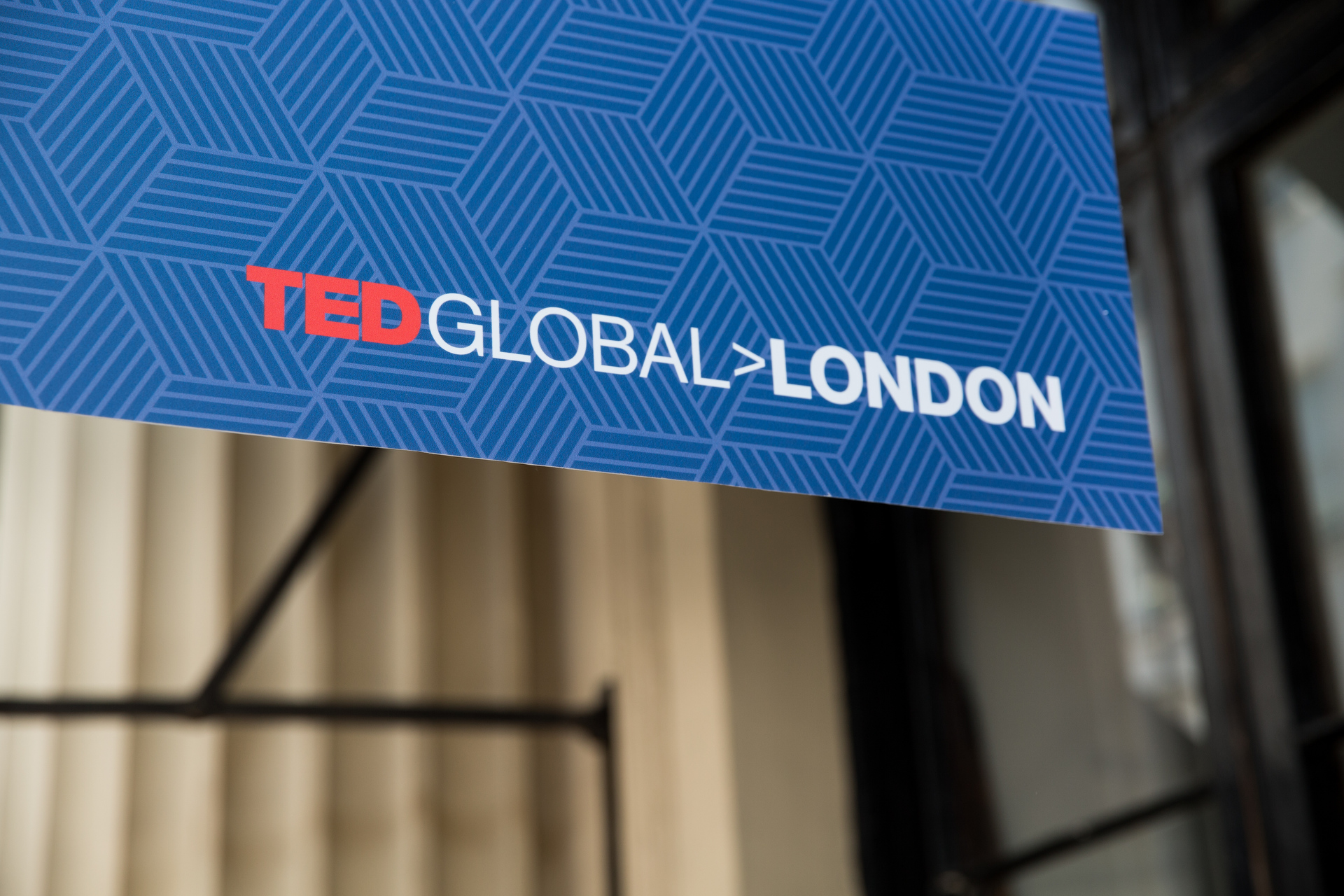 TEDGlobal London was a one-day event at the Faraday Lecture Hall at the Royal Institution of Great Britain. Photo: James Duncan Davidson/TED