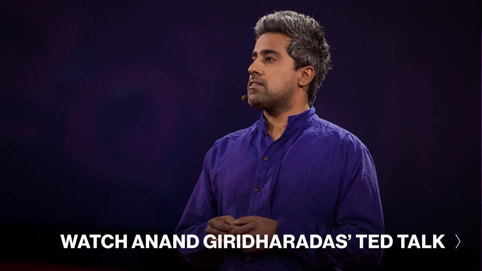 Anand-Giridharadas'-TED-Talk