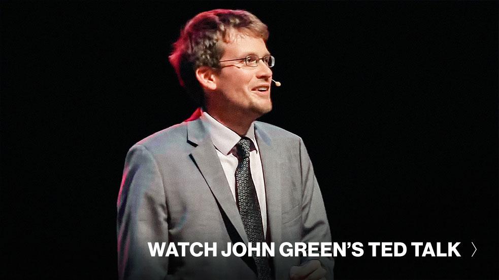 John Green's TED Talk