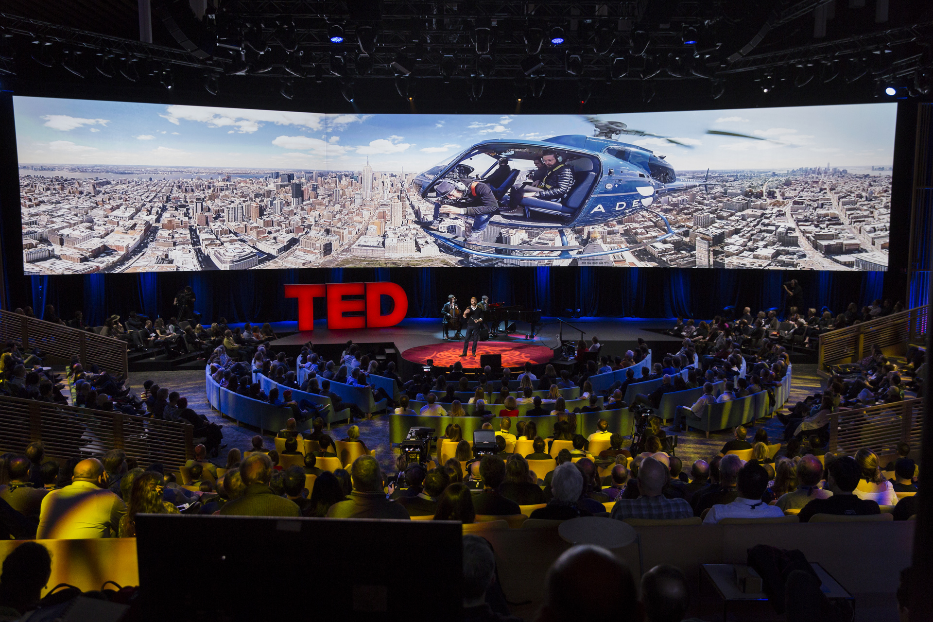 Chris Milk speaks at TED2016 - Dream, February 15-19, 2016, Vancouver Convention Center, Vancouver, Canada. Photo: Marla Aufmuth / TED