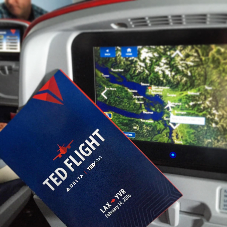 TED Flight 1