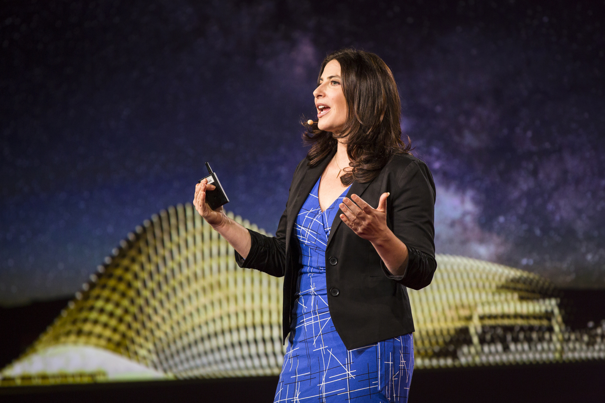 Rachel Pritzker at TED University. TED2016. February 15-19, 2016, Vancouver Convention Center, Vancouver, Canada. Photo: Ryan Lash / TED
