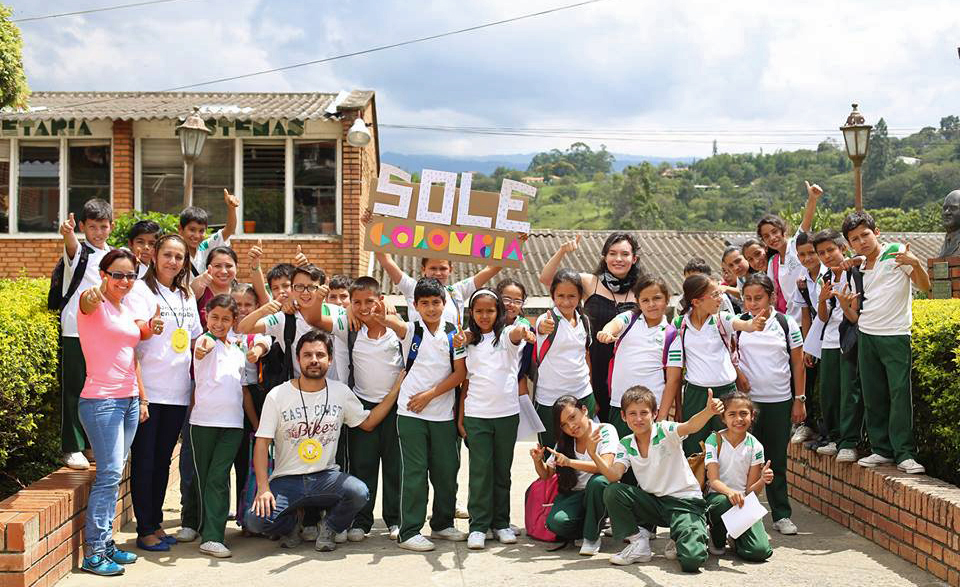 SOLE Colombia caption TK. Photo: Courtesy of SOLE Colombia