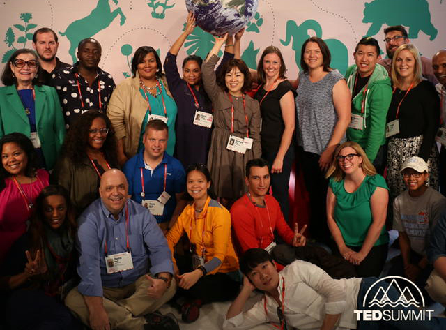 At TEDSummit, 30 TED-Ed Innovative Educators got together to swap ideas, support each other and learn from fellow teachers all around the world. Here is one educator's report.