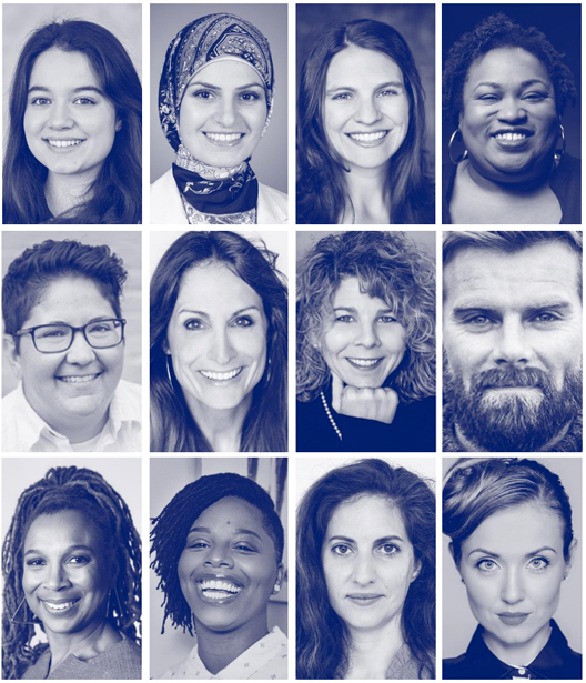 Partial list of TEDWomen 2016 speakers. Click to see the entire lineup.