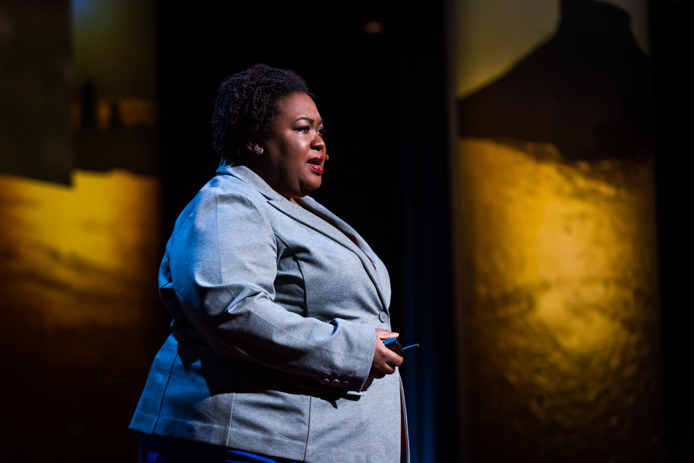 TEDWomen 2016 - It's About Time, October 26-28, 2016, Yerba Buena Centre for the Arts, San Francisco, California. Photo: Marla Aufmuth / TED