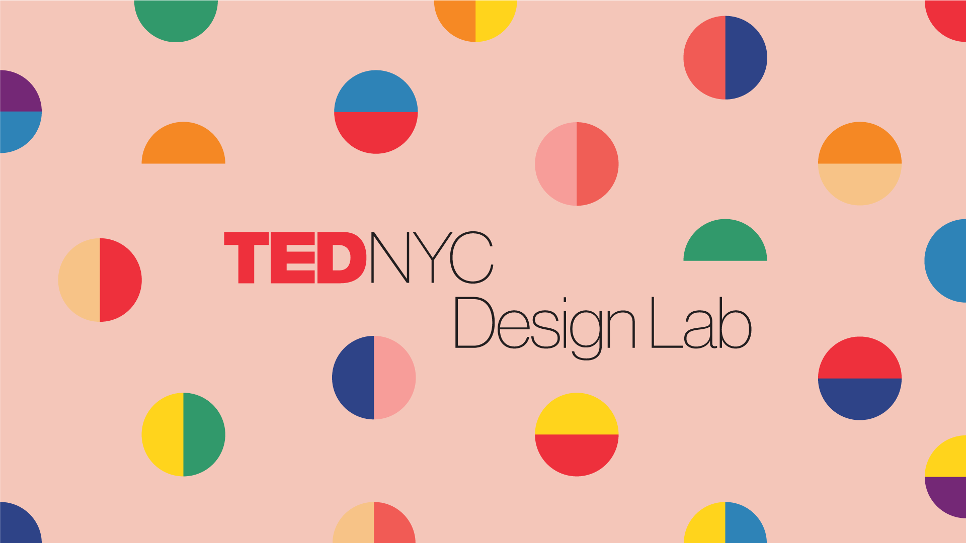TED NYC Design Lab