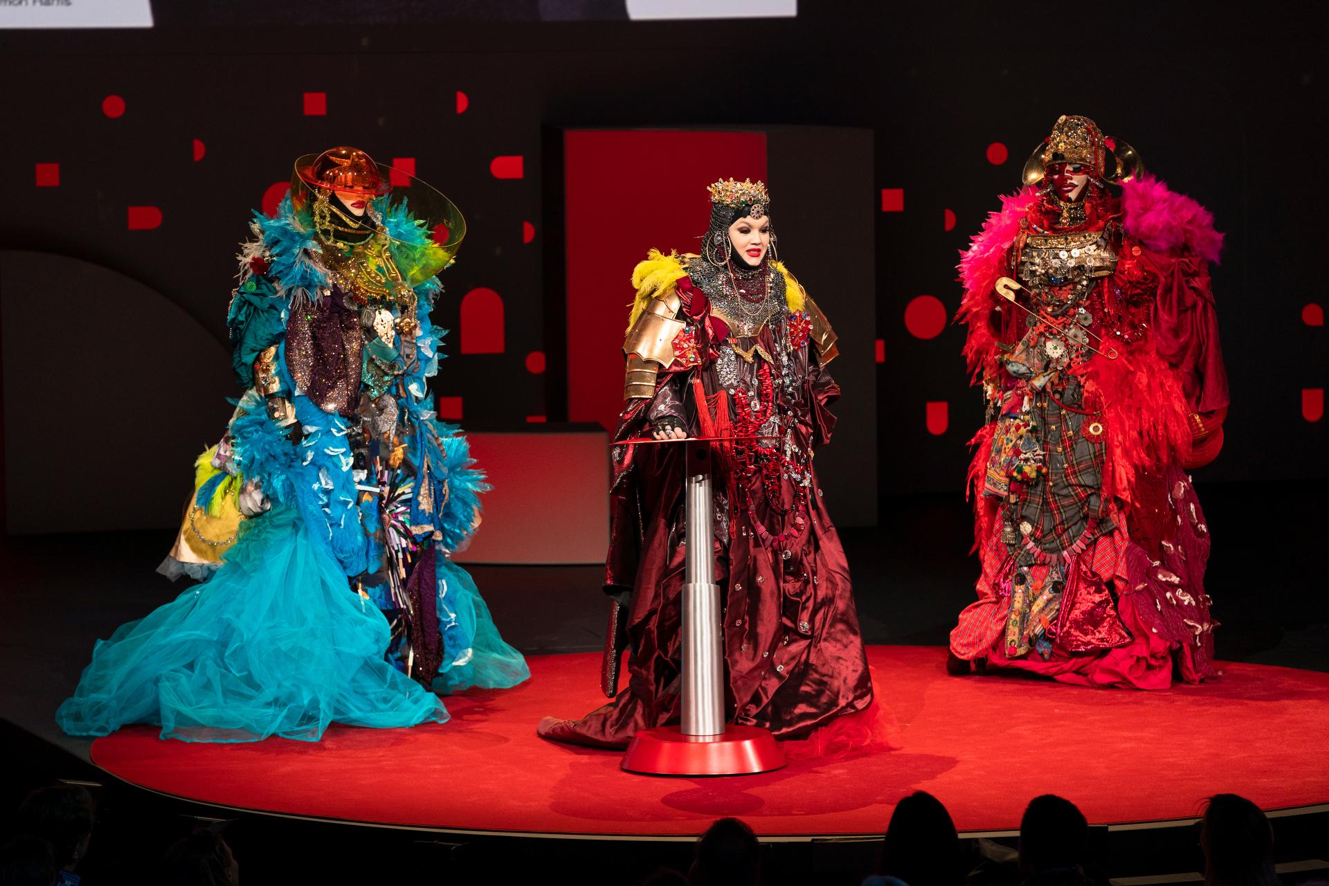 Daniel Lismore speaks at TED2019