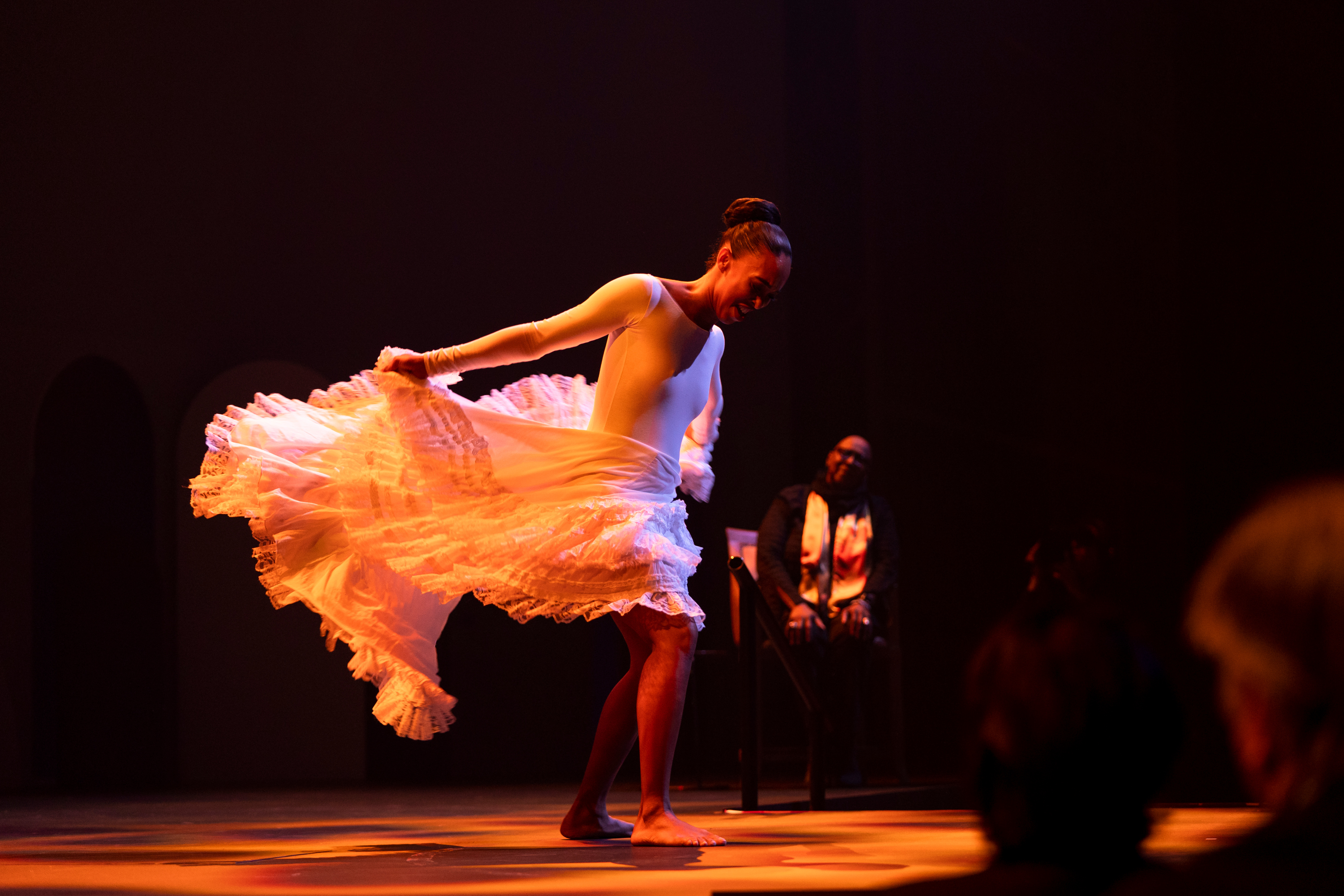 Judith Jamison + Members of the Alvin Ailey American Dance Theater