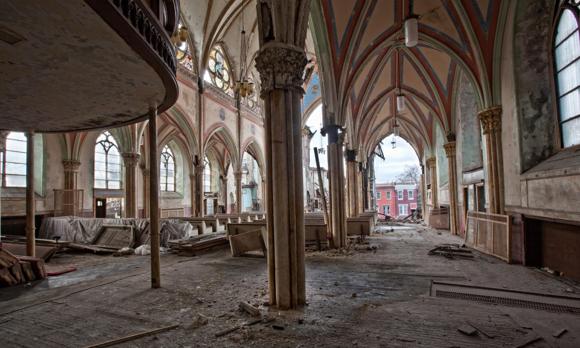 Want to see Photosynth 2 in action? Click on this image of St. Bonaventure Church to give it a road test.