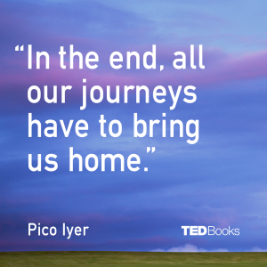 The Art of Stillness by Pico Iyer