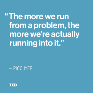 Want to be happy? Slow down.   ideas.ted.com