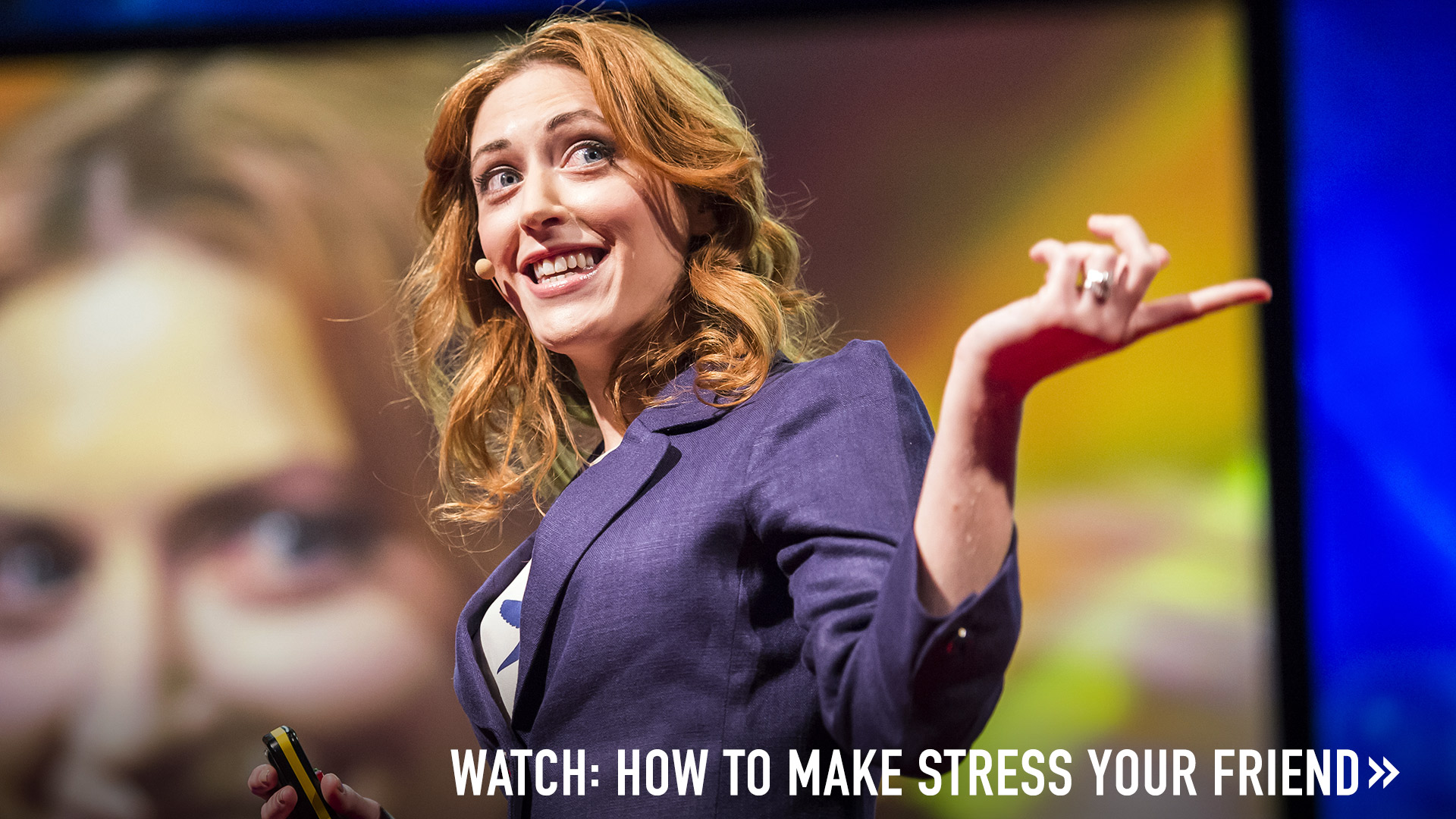 How to make stress your friend | ideas.ted.com