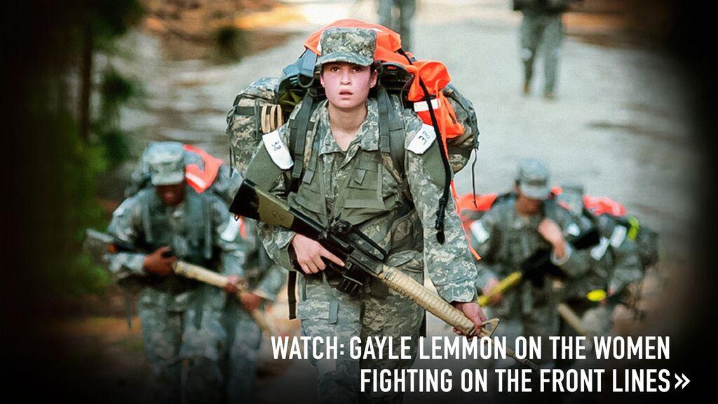 Gayle Lemmon talk link