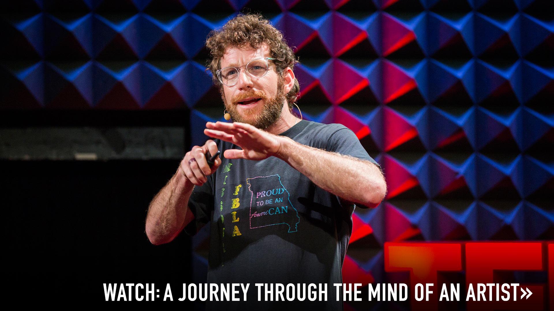 Dustin Yellin A journey through the mind of an artist