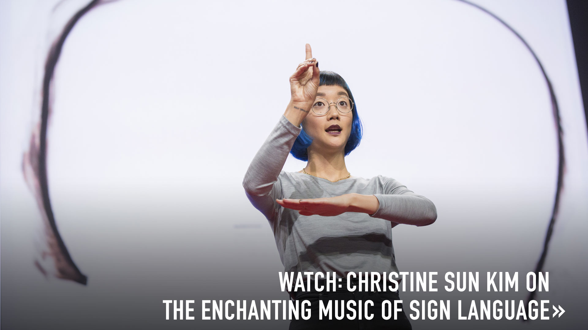 Christine_Sun_Kim_sign_language_TEDTalk