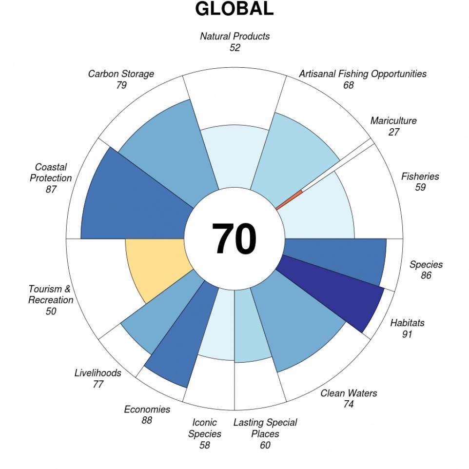 Ocean Health Index 2015 score (1)